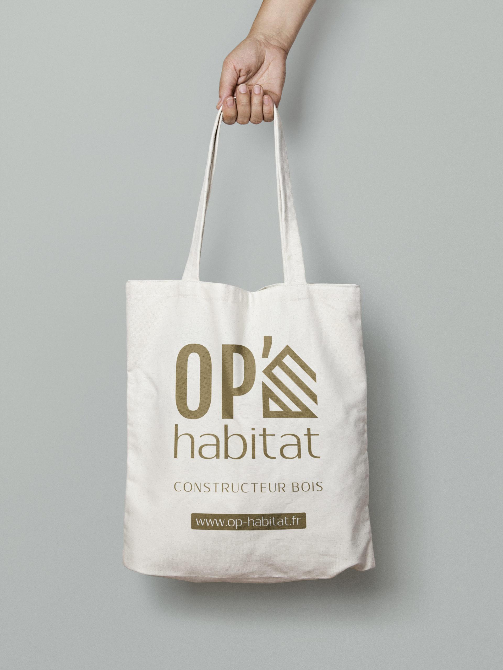 Tot Bag Op'Habitat